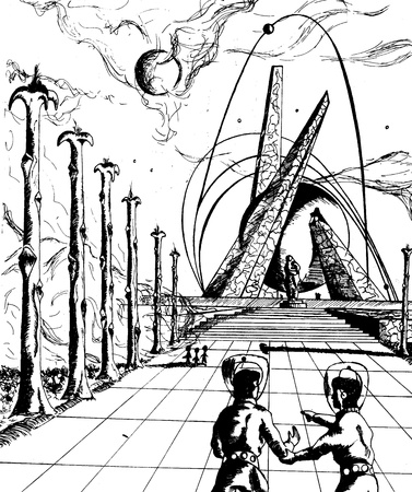 utopian: Expedition into space