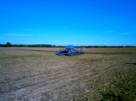 Agriculture in the Uckermark