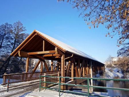 Pioneer Bridge  Editorial