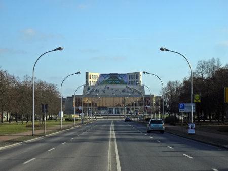 parte: Lime avenue Schwedt Oder