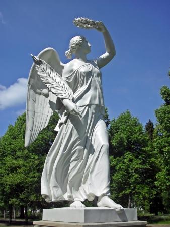 Goddess of victory Viktoria von Leuthen