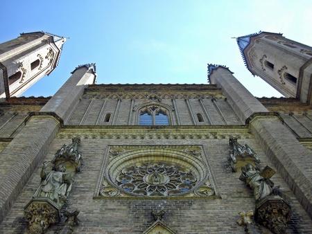neustrelitz: church in Neustrelitz