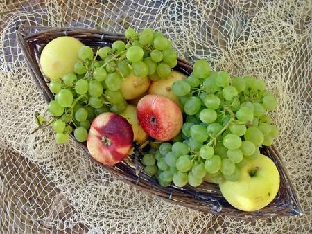 fruit basket: The Fruit Basket