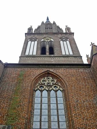 aisles: Concert Church of St  Mary