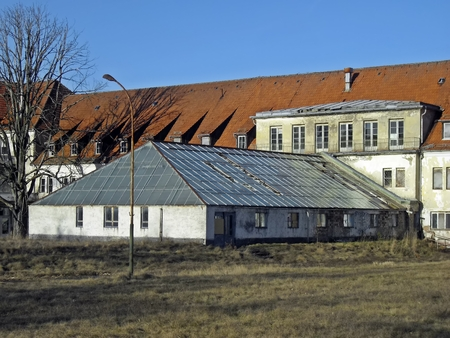 former: Former medical institutions in Hohenlychen