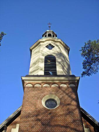 Tower of Helen Chapel in Hohenlychen