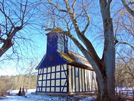 colonization: Church in the forest