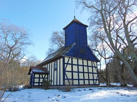 colonisation: Chiesa Vecchia Placht