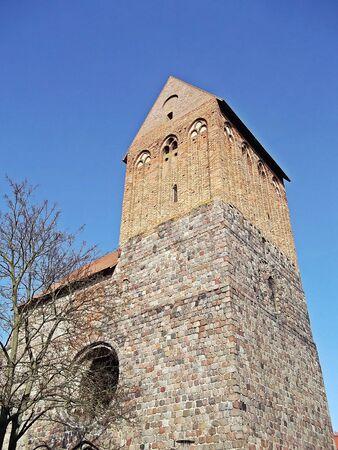 gibel: Old St. Nicholas Church in Prenzlau