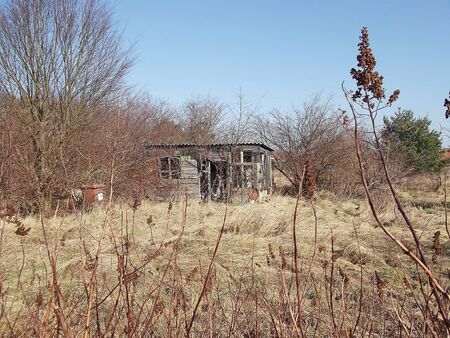 vacant: Vacant Cottage