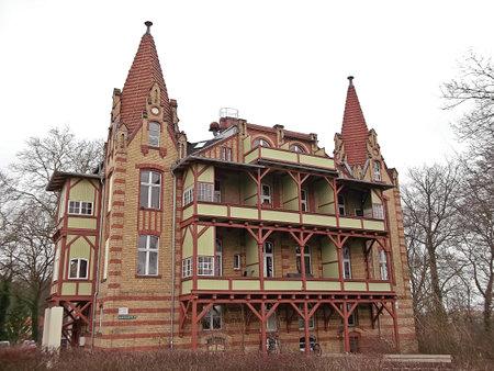 hospice: Hospice of Eberswalde