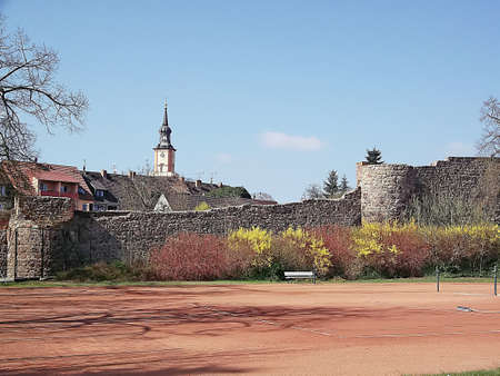 old town: Historic Old Town Templin