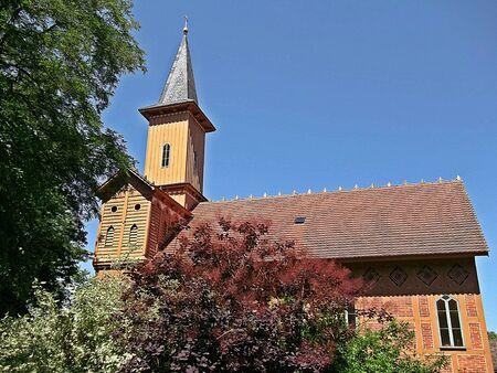 lutheran: Evangelical Lutheran Church in Dabelow