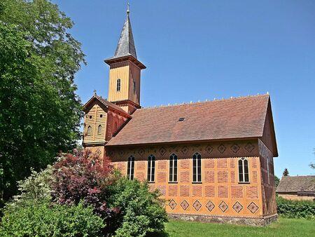 evangelical: Evangelical Lutheran Church in Dabelow