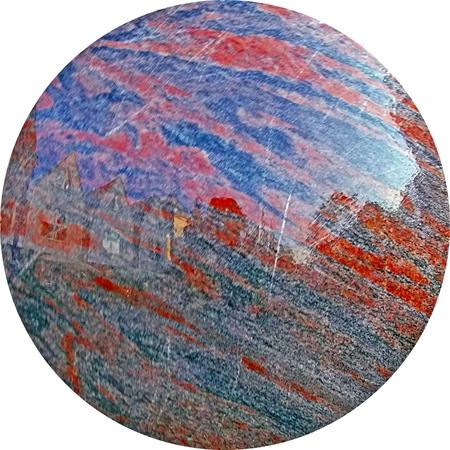 granite: The granite ball