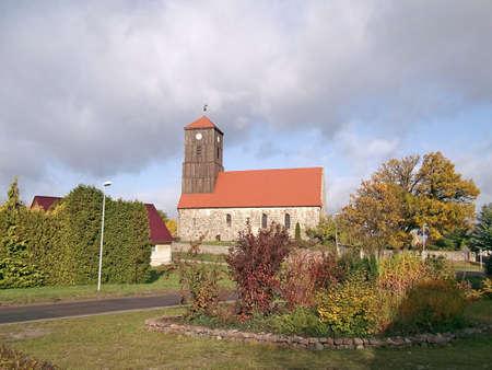 gibel: Evangelical Church in Klaushagen