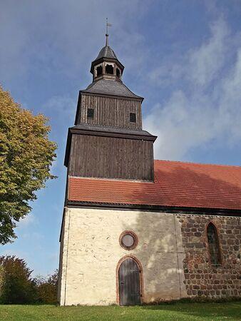 gibel: Protestant church