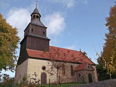 gibel: Evangelical Church Klosterwalde