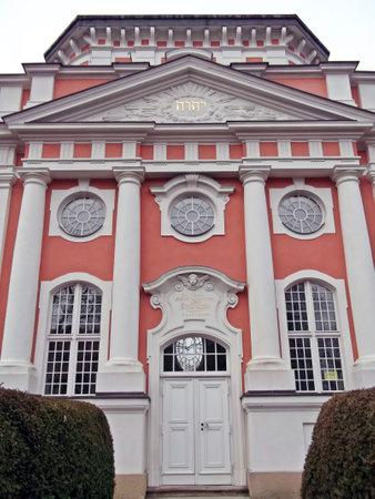 gibel: Evangelical Castle Church