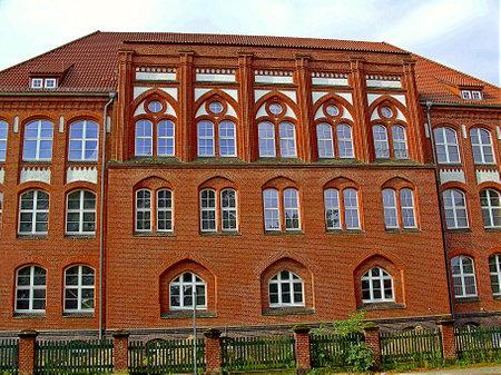 gibel: Johann Wolfgang von Goethe School