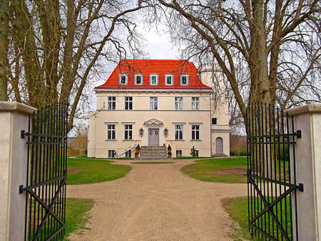 gibel: The mansion