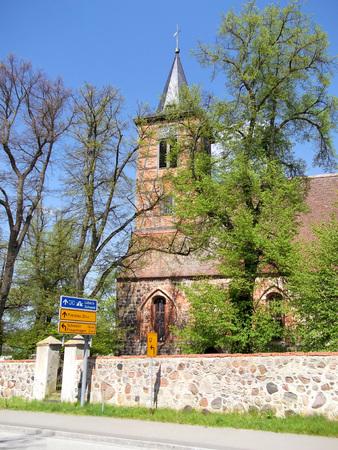 Evangelical Church of Pomerania in Brussow