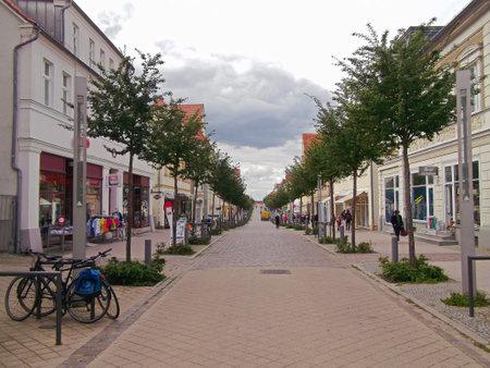 The Mittelstadt Neustrelitz Editorial