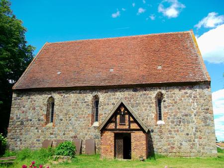 Eangelisch Lutheran village church