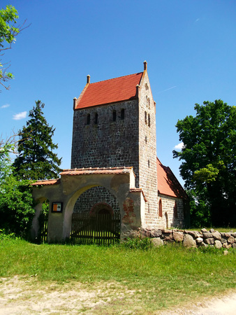 Evangelical - Lutheran Fortified Church Mechow