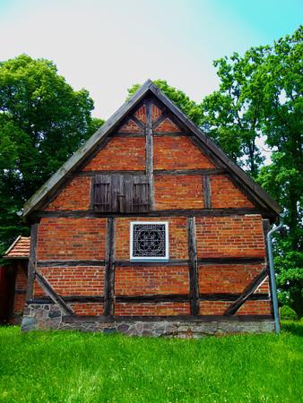 gibel: Evangelical Lutheran Church Village