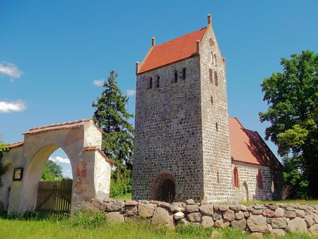 Evangelical - Lutheran Wehrkirche Mechow
