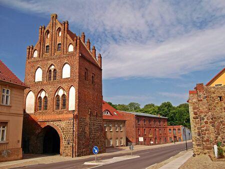 Historic Mill Gate