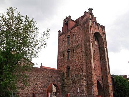 Historical Berliner Tor
