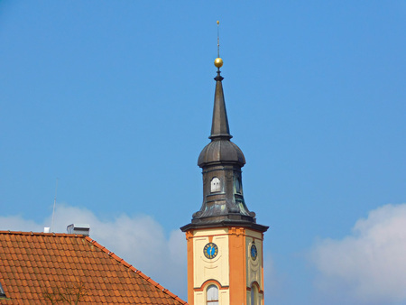 Tower of the Mary Magdalene Church
