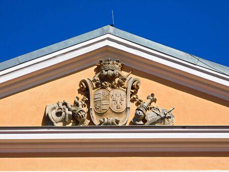 gibel: The crest Stock Photo