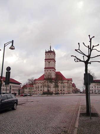 The city church