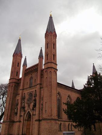 The castle church
