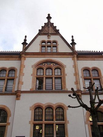 The cultural quarter
