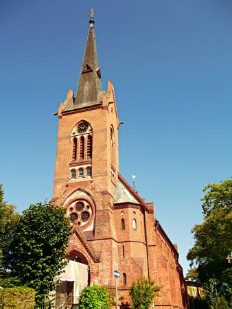 Churches on Usedom Stock Photo - 81404983
