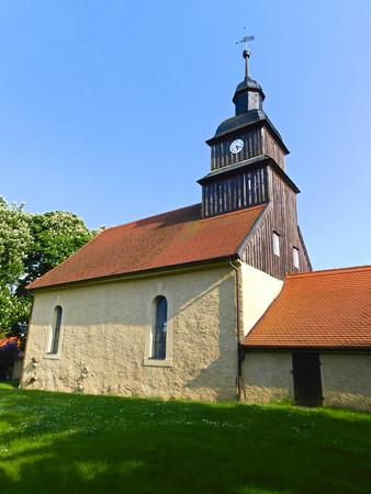 Evangelical Church in Naugarten