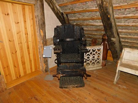 La sedia della tortura