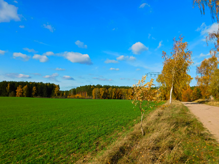 The Uckermark a historic landscape in northeastern Germany