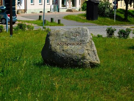 The Founder Stone of Boitzenburg 1271