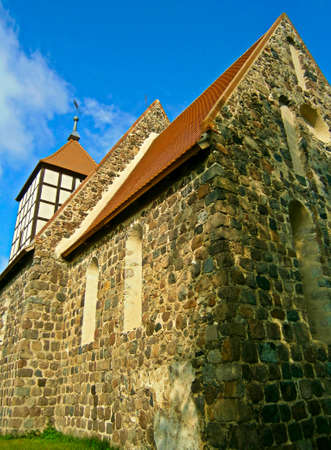 Evangelical church built in the 13th century