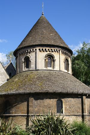 church of the holy sepulchre: Church of Holy Sepulchre known as the Round Church in Cambridge