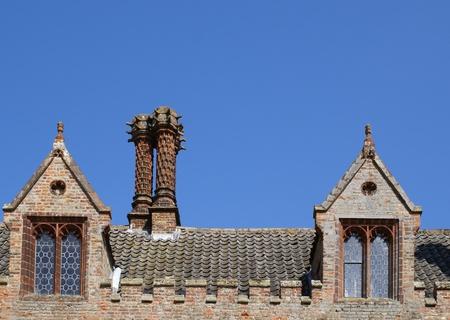 Medieval attics photo