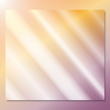 transparent glass on a color background vector.