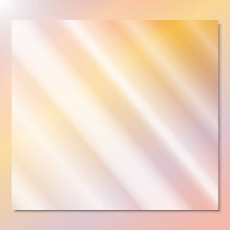 transparent glass on a yellow background vector.