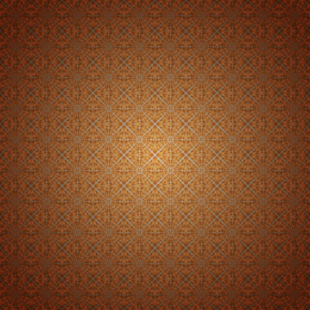 Ornate brown background, ?eltic design vector illustration Vector