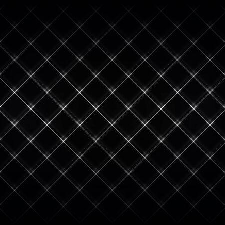 backround: Abstract neon light black texture vector illustration.